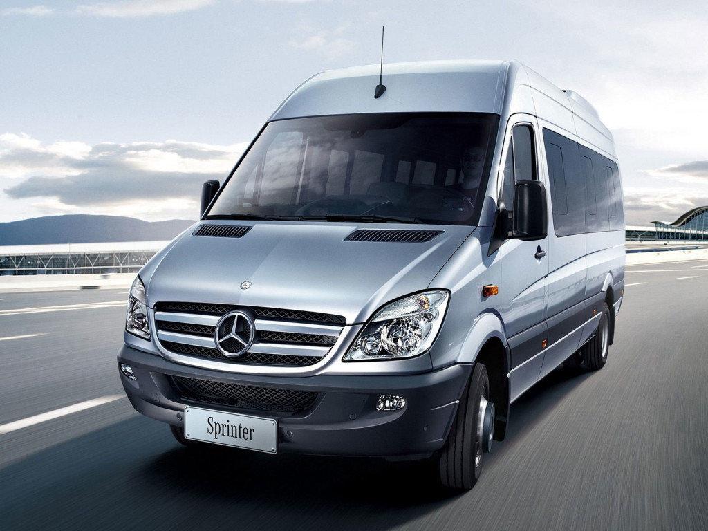 Mercedes Sprinter w906 2.2CDI EDC16CP31 1037391216