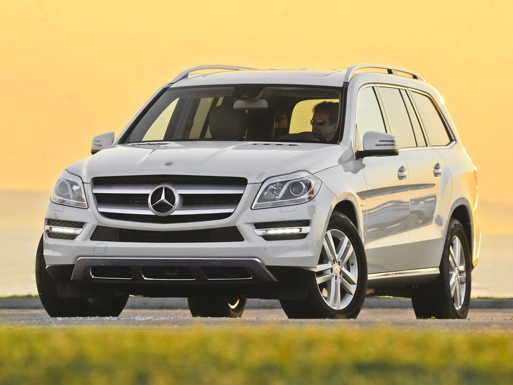 Mercedes GL350CDI X166 BlueTec EDC17CP46 10SW003830 6429035109