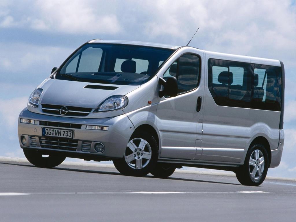 Opel Vivaro 1.9DCI EDC15C3 0281011529 1037368959