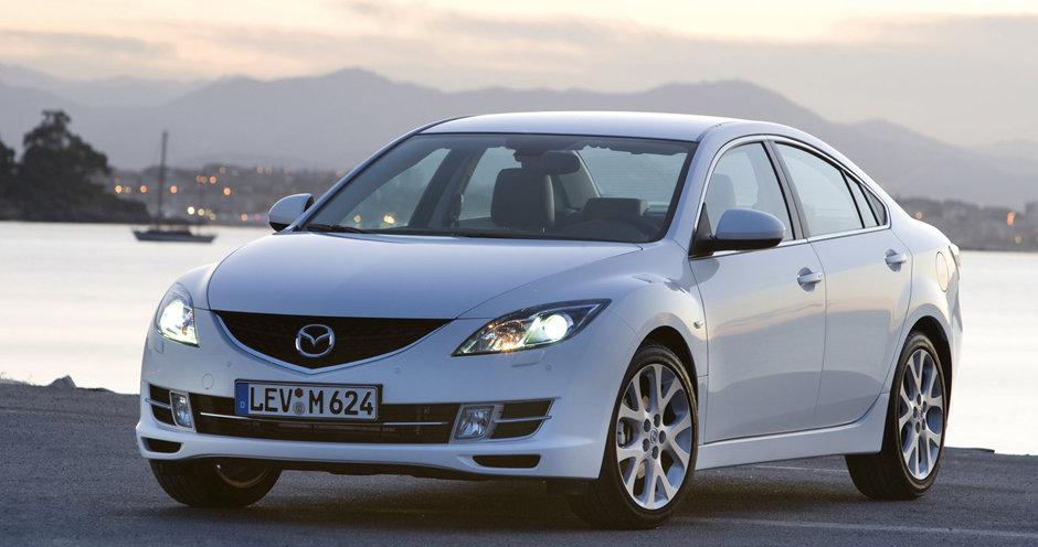 Mazda 6 2.0i LF4K-188K1-A LF4K-188K2-F LF4KEF0WZ02