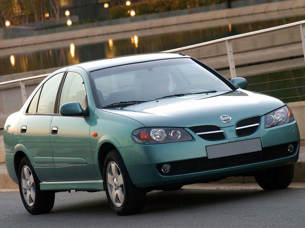Nissan Almera 2.0i Hitachi 19W62A 3TR5LE81