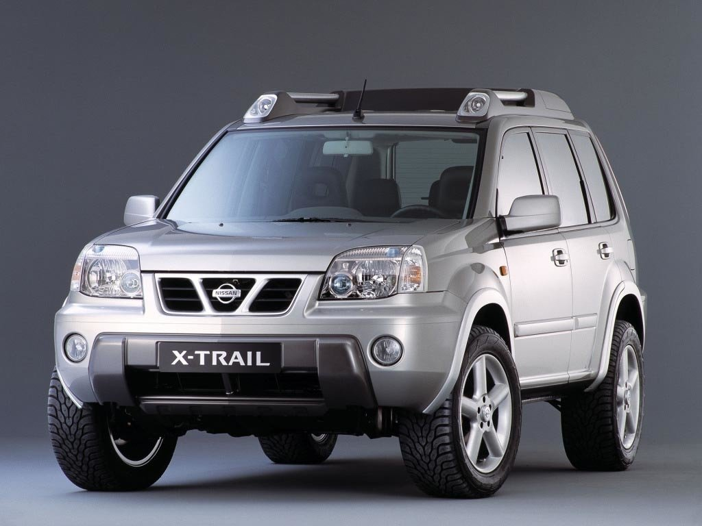 Nissan X-Trail 2.0i Hitachi 3TRTTE6 1EQ860