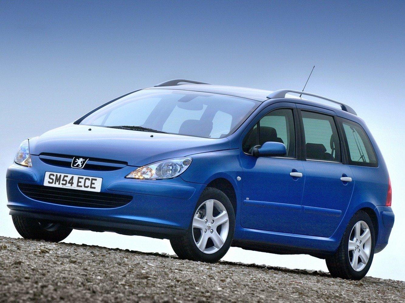 Peugeot 307 1.6i ME7.4.4 0261206943 1037371551