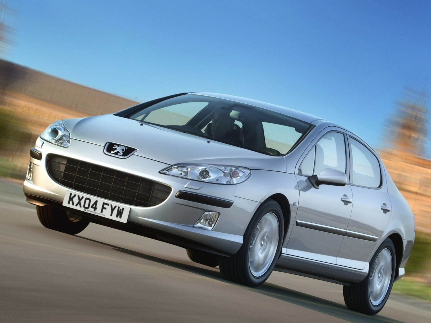 Peugeot 407 2.0i MM6LP 9657362180 S86B6YC1