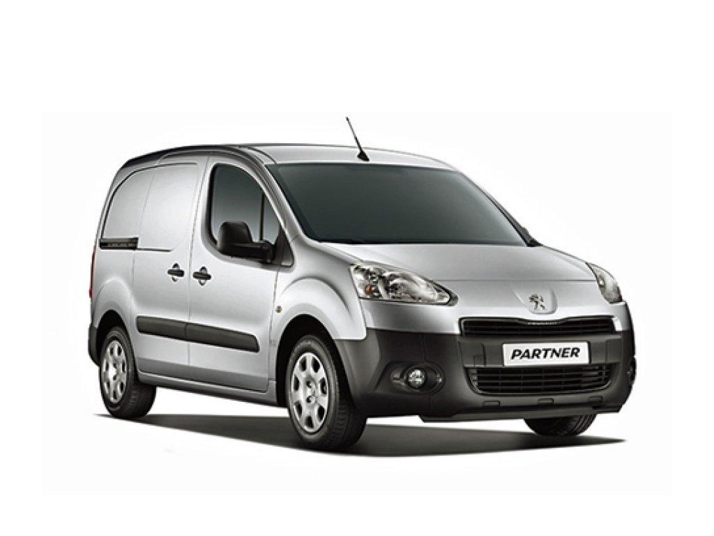 Peugeot Partner 1.6HDI EDC16C34 1037386166