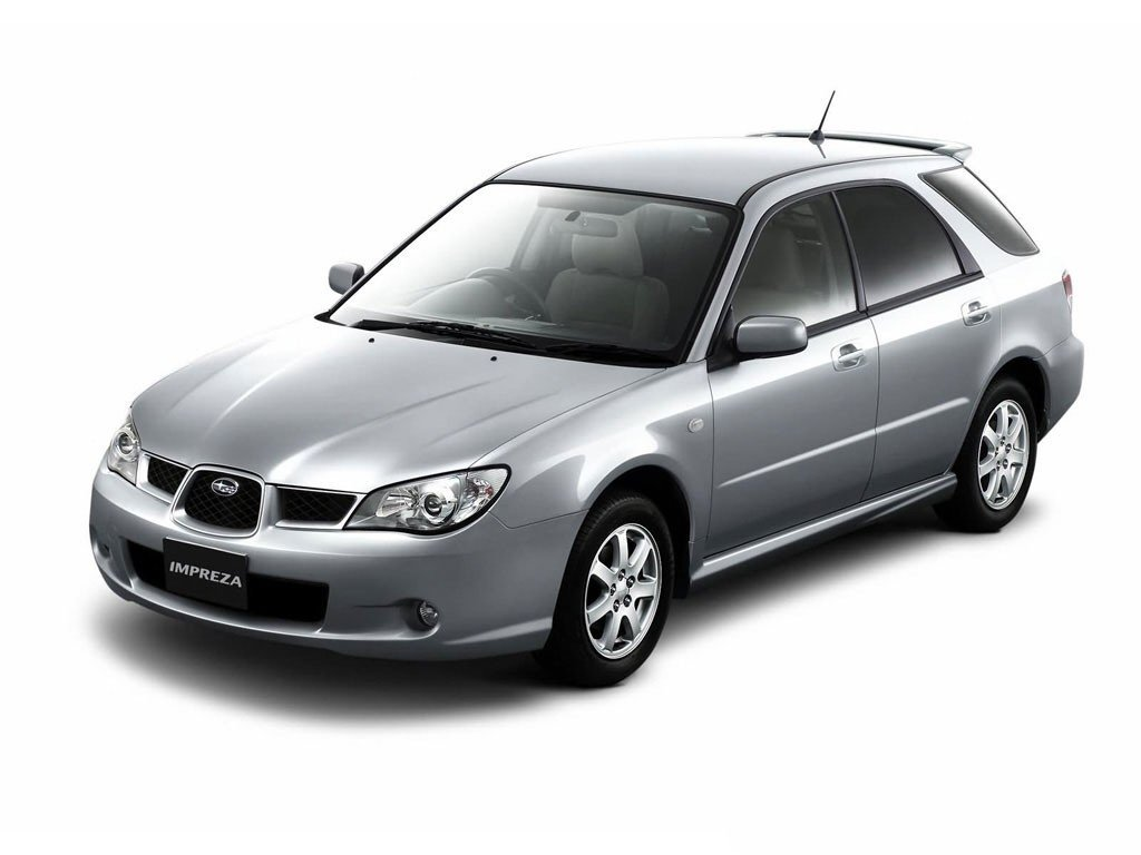 Subaru Impreza 1.5i Hitachi 6647307107