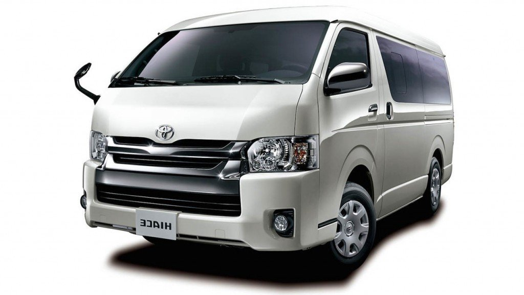 Toyota Hiace 3.0D Denso 89663-26633