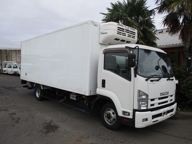 Isuzu Forward 6HK1 Transtron 98175680