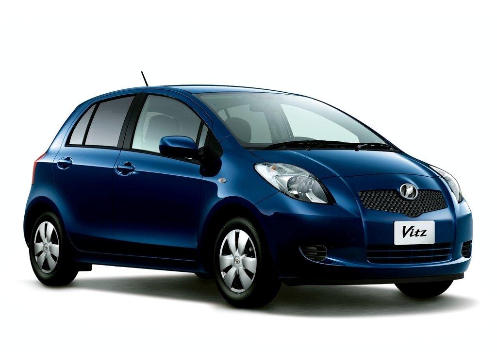Toyota Vitz 1.3 2NZ-FE Denso 89663-52851