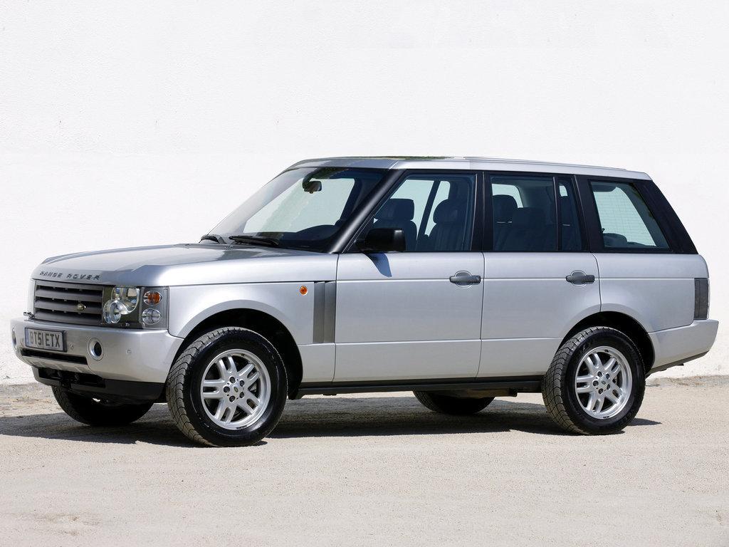 Land Rover Range Rover 4.4i ME7.2 0261207715 0111950002612077
