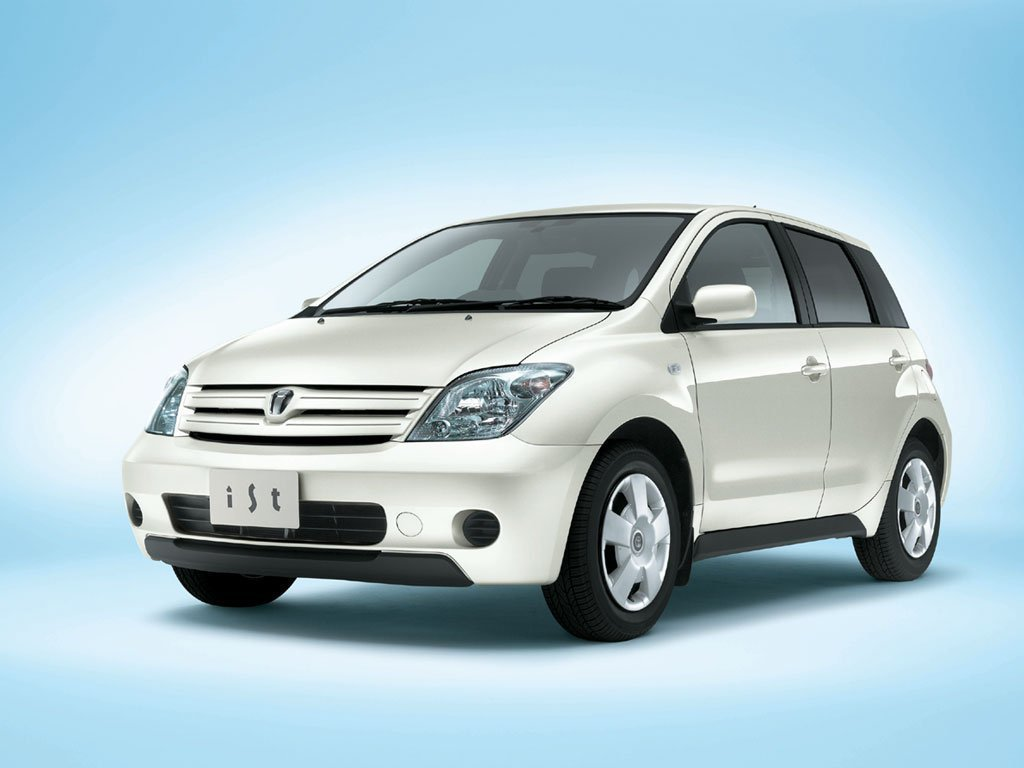 Toyota Ist 1.5i 1NZ-FE Denso 89663-52F60