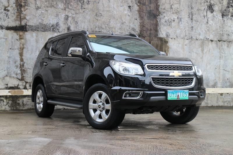 Chevrolet TrailBlazer 2.8TDD EDC16C39 1037513351 P843_G34