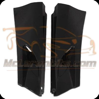 720S rear splash shield