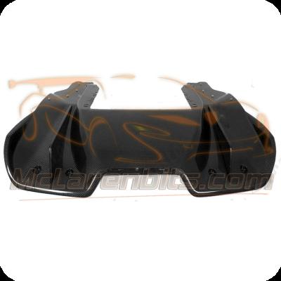 12C & 650S Nurburgring diffuser