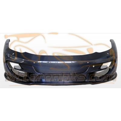 MP4-12C MSO style V2 front bumper