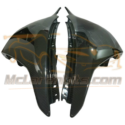 MP4-12C front fender OEM design