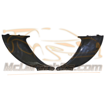MP4-12C Side turning vane