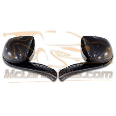 12C & 650S side mirror housing