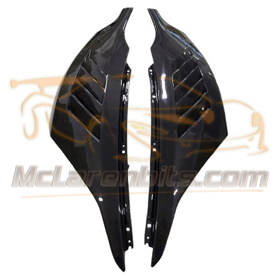MP4-12C GT3 front fender with louvres