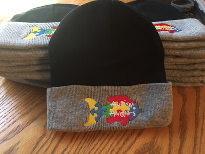 Autism Anglers Knit Cap