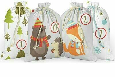 Kalender Weihnachten Ines