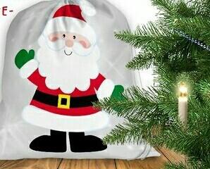 Weihnachtsbeutel Familie Zapel