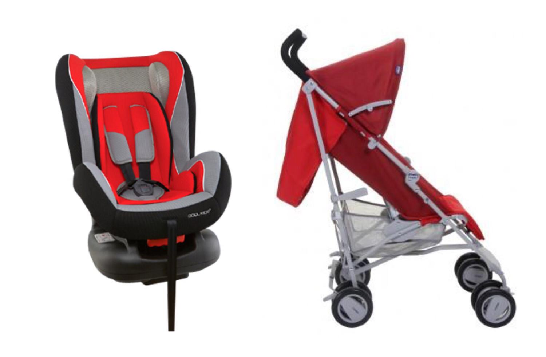 Chicco Light Stroller Infant Toddler Car Seat