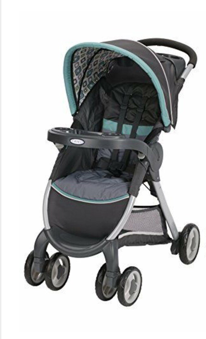 Luxury  Graco Fastaction Fold Click Stroller   00050