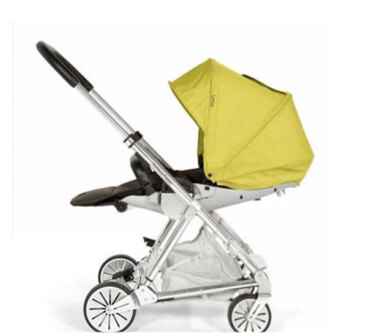 Mamas & Papas(Silver Cross) Luxury Stroller