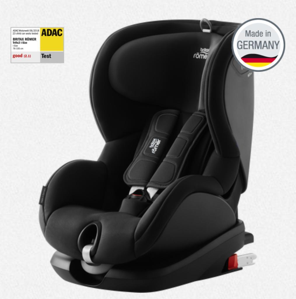 Britax Roamer Luxury Toddler Car seat 00063