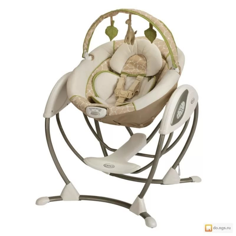 Graco Bouncer and Swing 00006
