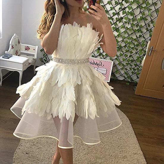 Swan dress 00008