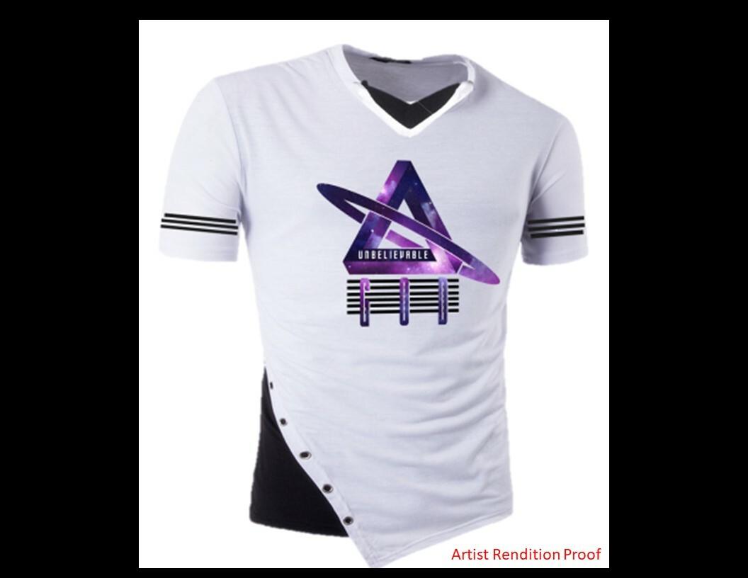 Unisex Believer Trek T-Shirt 00003