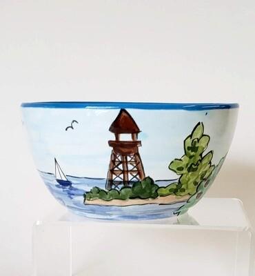 Marblehead Ceramics  Cereal Bowl