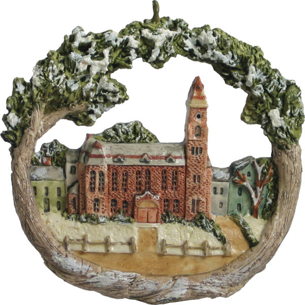 1995 Marblehead Annual Ornament - Abbot Hall MA-MARB-AS-00124WYX95