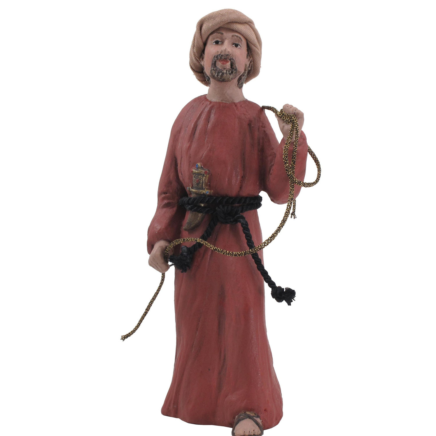 Nativity Figure - Musad, Camel Driver