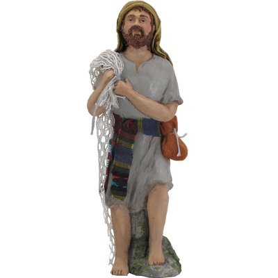 Retiring! - Nativity Figure - Simon the Fisherman