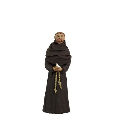 Nativity Figure - St Francis of Assisi