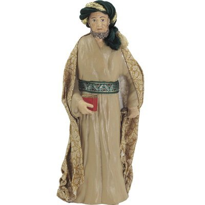 Nativity Figure - Wise Man Balthasar