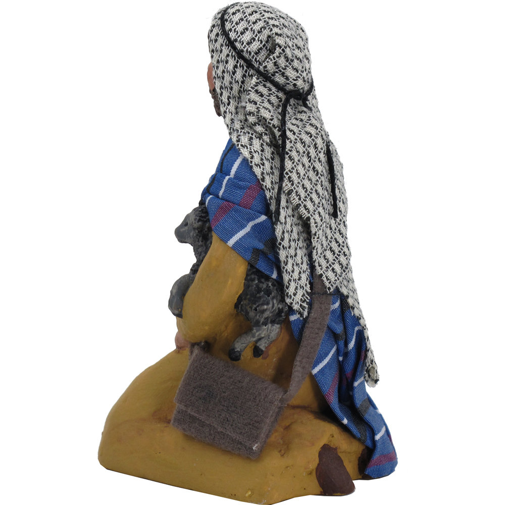 Timaeus, Kneeling Shepherd