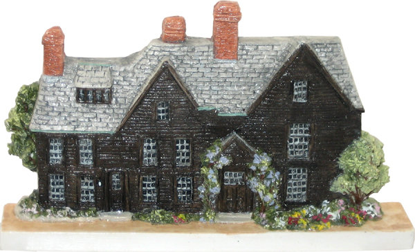 Salem VillageScape House of Seven Gables
