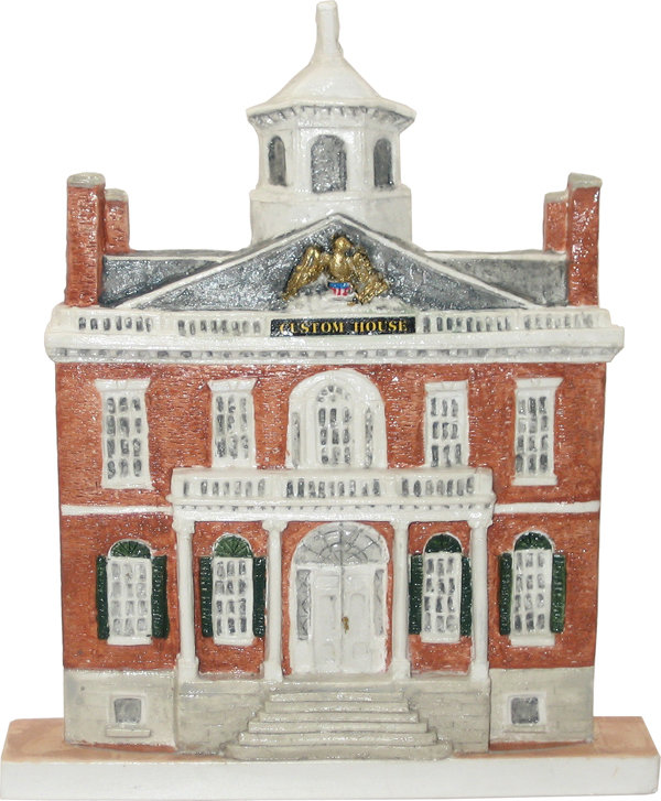 Salem VillageScape Custom House MA-SALE-VS-00517XXXXX