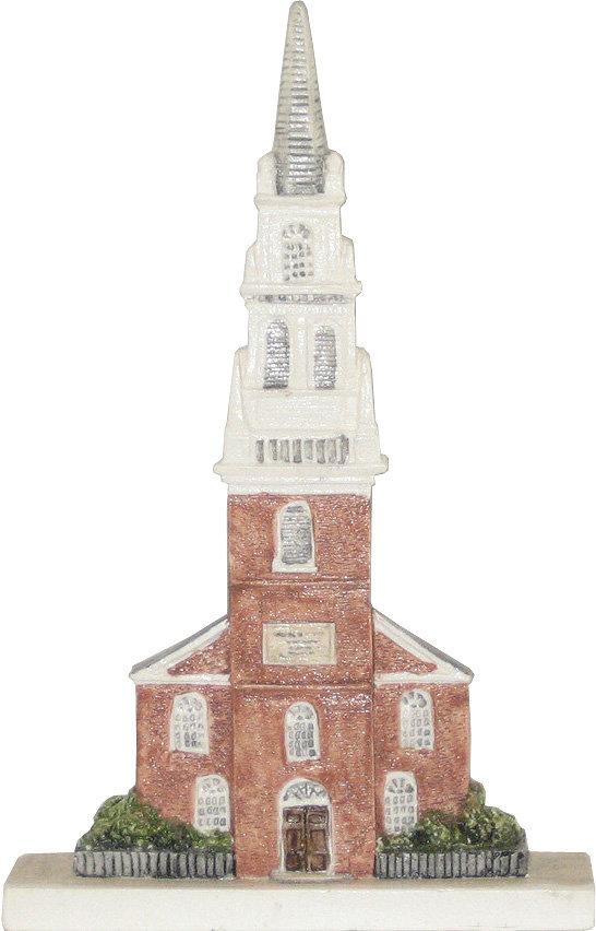 Boston VillageScapes Old North Church MA-BOST-VS-00327XXXXX