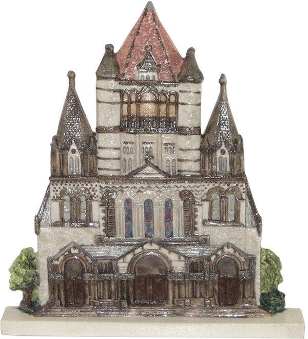 Boston VillageScapes Trinity Church MA-BOST-VS-00014XXXXX