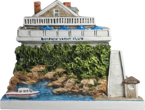 Marblehead VillageScape - Dolphin Yacht Club MA-MARB-VS-00589XXXXX