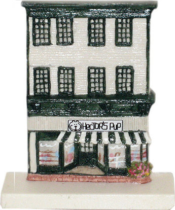 Marblehead VillageScape - Hector's Pup Toy Store MA-MARB-VS-00306XXXXX