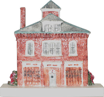 Marblehead VillageScape - Marblehead Little Theatre in the Old Firehouse MA-MARB-VS-00261XXXXX