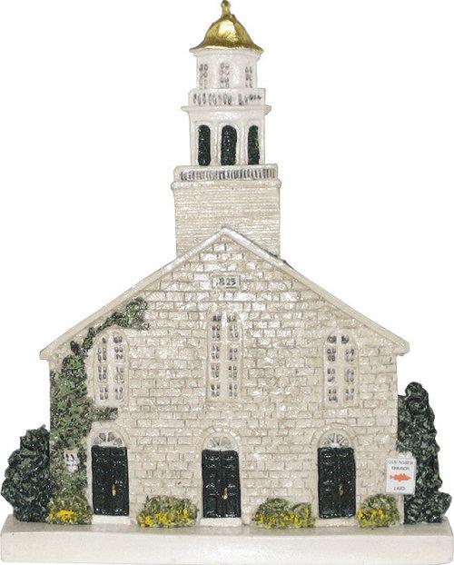 Marblehead VillageScape - Old North Church MA-MARB-VS-00003XXXXX