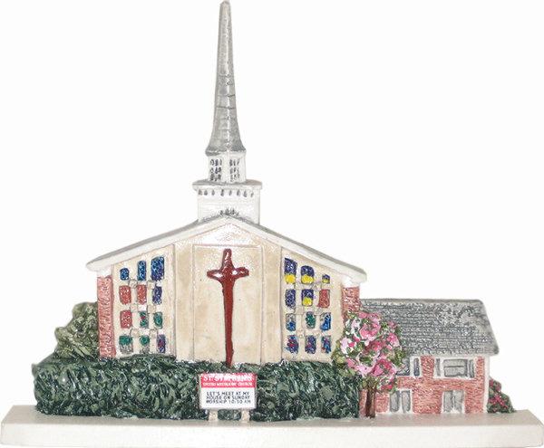 Marblehead VillageScape - Saint Stephen's United Methodist Church MA-MARB-VS-00348XXXXX