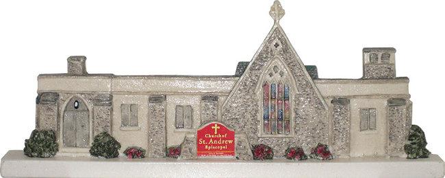 Marblehead VillageScape - St Andrew's Episcopal Church MA-MARB-VS-00260XXXXX